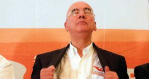 Dante Delgado será coordinador de MC en el Senado; critica a AMLO