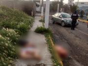 Dejan cuerpo desmembrado y amenazas cerca de penal en Ecatepec