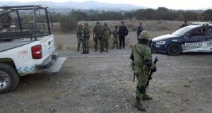 Envían elementos de Gendarmería a municipios de Puebla durante crisis electoral