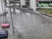 Estas son las afectaciones que provocó la lluvia en la Ciudad de México