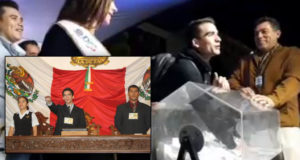 #LordFraude hace trampa en rifa de auto; descubren que fue diputado juvenil de Coahuila