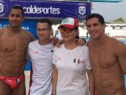 Más oro para México; Rommel Pacheco y Jahir Ocampo vencen en sincronizados de 3 metros