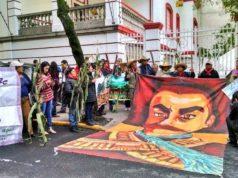 Equipo de AMLO se reúne con habitantes de Atenco inconformes con NAICM