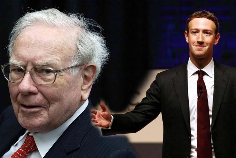 Mark Zuckerberg se convierte en la tercena persona más rica del mundo