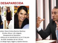 Mujer mutilada en Querétaro fue asesinada por exnovio