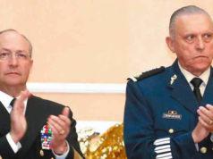 Multan a Soberón y Cienfuegos por no colaborar con la Justicia