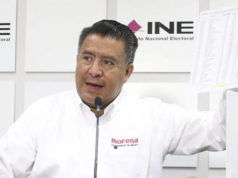 Horacio Duarte Olivares INE Fideicomiso