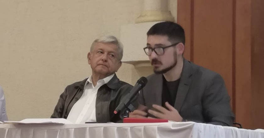 Presenta Román Meyer plan para la nueva Sedatu