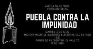 Protestarán en Puebla tras violenta jornada electoral con 140 incidentes graves
