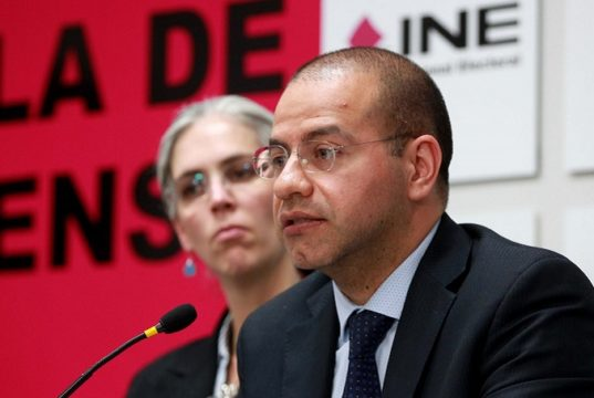 Roberto Ruiz INE consejero
