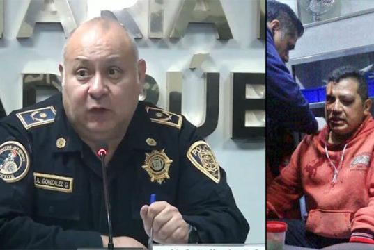 Sancionan a mando por agresión policíaca contra reporteros Tv Azteca y Reforma