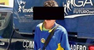 Menor detenido cuando iba a cobrar rescate en la GAM