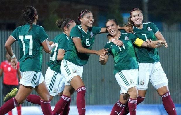 La selección mexicana conquistó el bicampeonato al imponerse frente a Costa  Rica con un marcado de 3 goles por 1. f70b0cc332f62