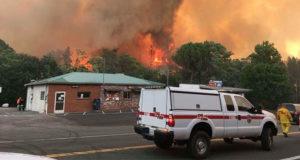 Trump declara estado de emergencia en California por más de 20 incendios