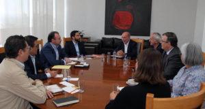 Videgaray se reúne con equipo de AMLO para discutir TLCAN