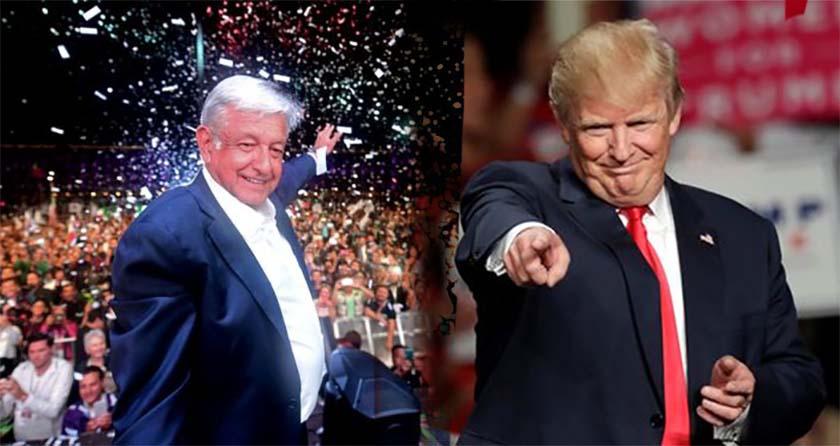 Este el apodo de López Obrador le puso a Donald Trump