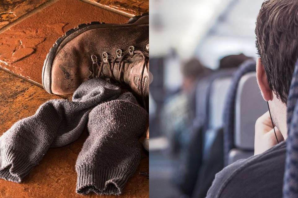 Olor a calcetín provoca un aterrizaje forzado de aerolínea Spirit