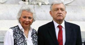 Olga Sánchez Cordero Segob AMLO