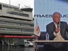 Alemania sometió a consulta futuro de aeropuerto, como busca AMLO con NAICM