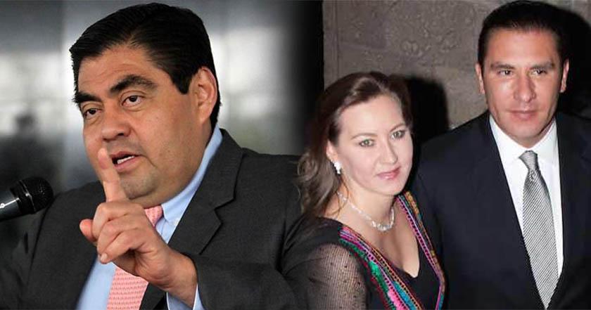 Barbosa y su plan para 'volver a ganar' en Puebla rafael moreno valle martha erica alonso pan fraude