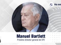 Bartlett desmiente a Reforma sobre reforma energética; no 'cambió de opinión'