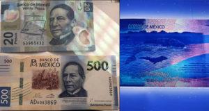 Benito Juárez irá al billete de 500 pesos, desaparecerá el de 20; conoce los demás