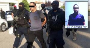 Cae El Sexto, presunto líder de célula del Cártel de Juárez 'La Línea'
