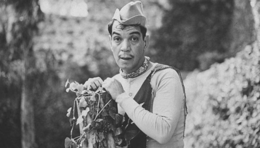 Google dedica su 'doodle' a Cantinflas por su 107 cumpleaños