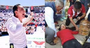 Convocan a movilización en Hidalgo contra abusos de Omar Fayad