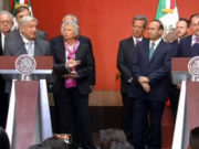 'Corresponde a los ciudadanos mexicanos evaluar el gobierno de Peña Nieto': AMLO