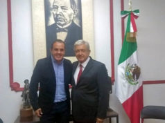 Cuauhtémoc Blanco y AMLO hablaron de inseguridad en Morelos; Gobierno saliente no hizo nada