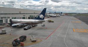 Desaparece avión de Aeroméxico de radares; reaparece a salvo en Guadalajara