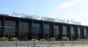 Detienen a mujer con un kilo de heroína en el aeropuerto de Tijuana