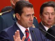 Elba Esther Gordillo no fue una presa política asegura Peña Nieto