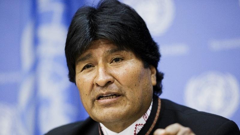 Bolivia está muy cerca de volver al mar — Evo Morales
