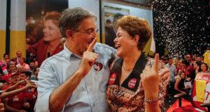 Expresidenta de Brasil Dilma Rousseff registra candidatura al Senado