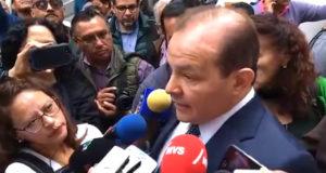 Gustavo Jiménez Pons, primer interesado en comprar Avión Presidencial
