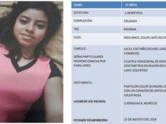 Hallan muerta a la quinceañera Ilse Arely; novio está detenido por el caso