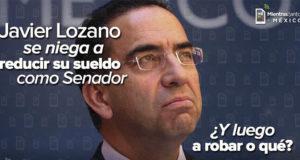 Javier Lozano quiere regresarse al PAN luego de fallar en el PRI