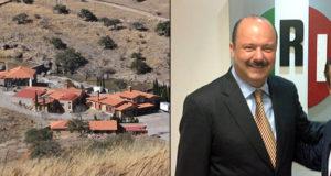 Niegan a César Duarte amparo para recuperar rancho El Saucito y casa en Parral