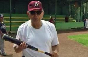 Actividad deportiva, de alto rendimiento y béisbol, prioridades en plan deportivo de AMLO