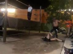 Retiran licencia a Black Skeller, luchador que golpeó a joven edecán
