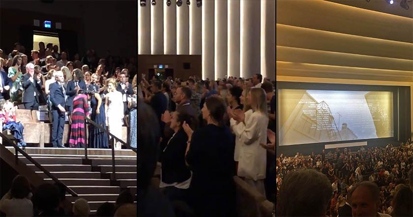 'Roma' de Cuarón recibe larga ovación en Venecia; críticos la amaron