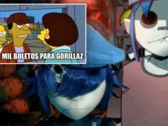 Se agotan en minutos boletos para Gorillaz en Cd de México; fans furiosos