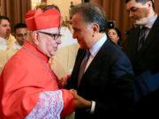 Víctimas de curas pederastas 'tienen cola que les pisen'_ cardenal Sergio Obeso