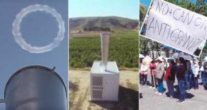 Volkswagen Puebla perjudica a campesinos con bombas antigranizo