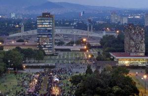 clases alumnos UNAM licenciatura cu ciudad universitaria universidad policía universitaria