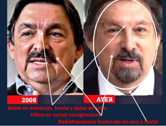 Gómez Urrutia, califica como acto de cobardía la persecución en su contra