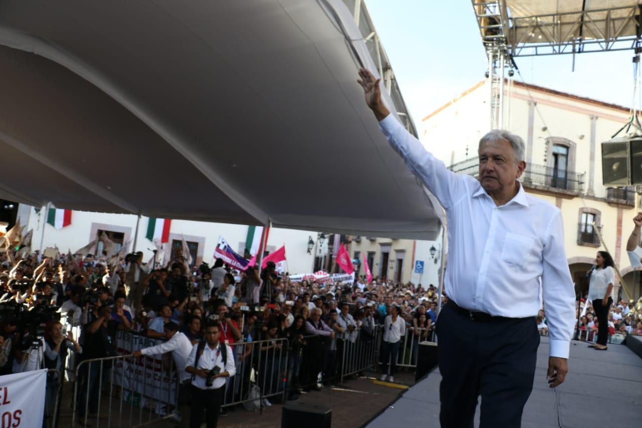 'Vamos a rehabilitar la refinería de Tula': López Obrador
