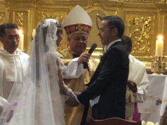 AMLO estuvo presente en boda de César Yánez y Dulce Silva, ex perseguida política